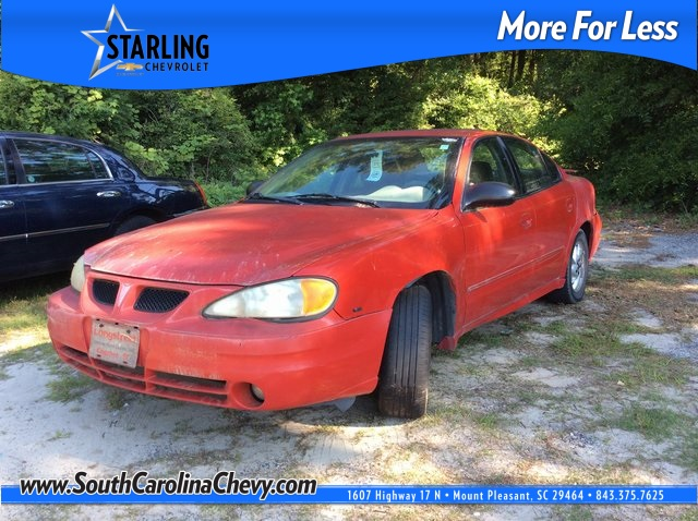 Pre-Owned 2004 Pontiac Grand Am SE1