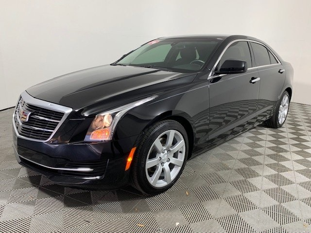 Certified Pre-Owned 2016 Cadillac ATS 2.5L
