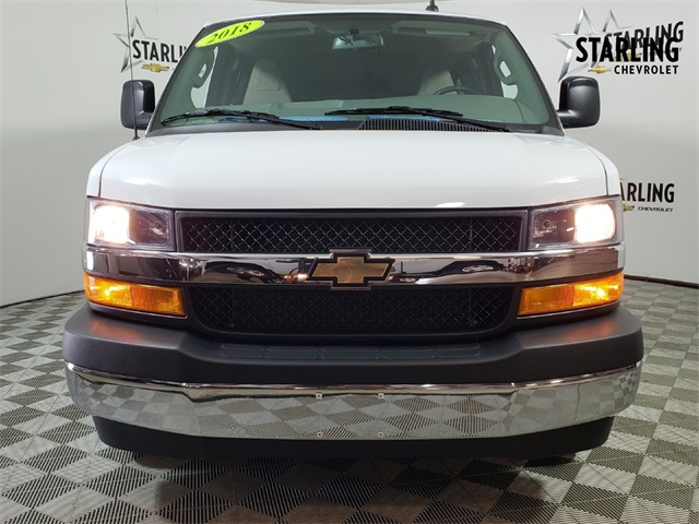 Certified Pre-Owned 2018 Chevrolet Express 3500 LT