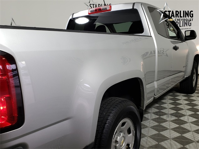 Pre-Owned 2017 Chevrolet Colorado Work Truck