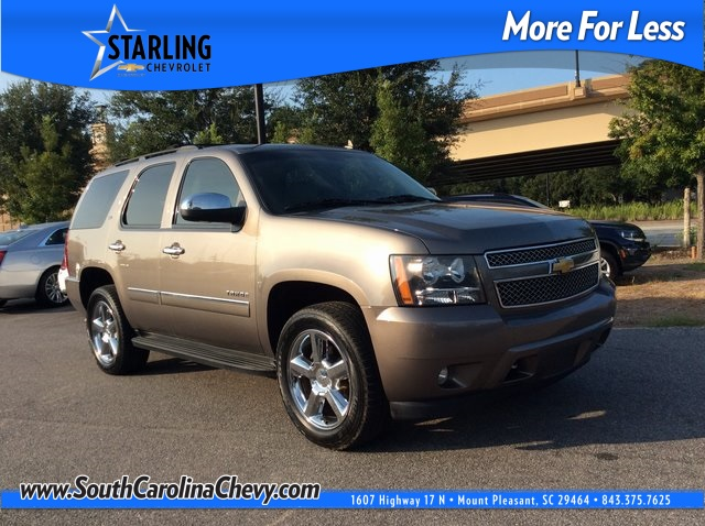 Pre-Owned 2014 Chevrolet Tahoe LTZ 4WD