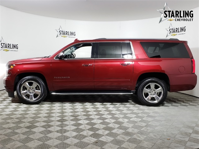 Certified Pre-Owned 2017 Chevrolet Suburban Premier