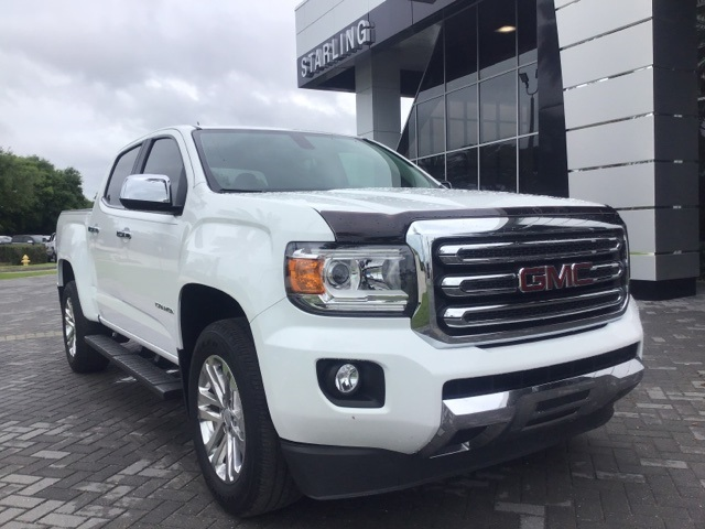 Certified Pre-Owned 2015 GMC Canyon SLT