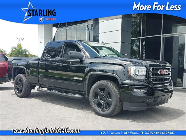 New 2018 GMC Sierra 1500 Base RWD Double Cab