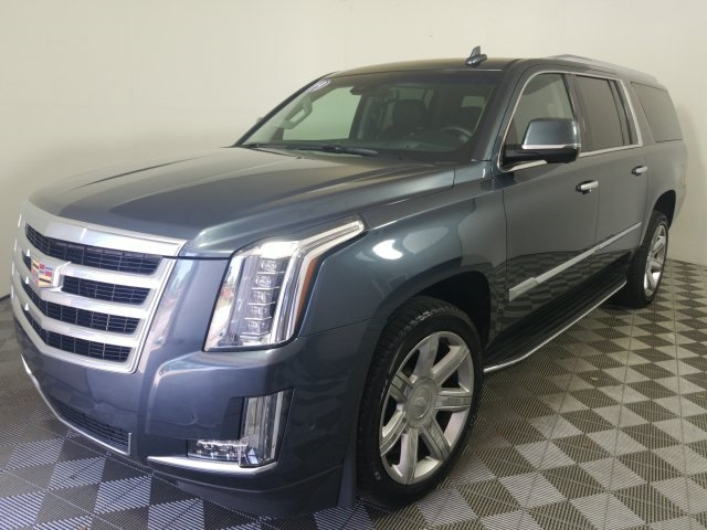 Certified Pre-Owned 2019 Cadillac Escalade ESV Luxury