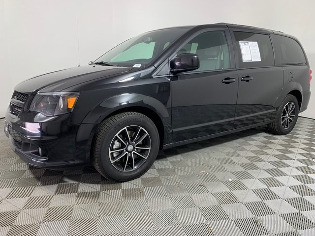 Pre-Owned 2018 Dodge Grand Caravan GT FWD 4D Passenger Van