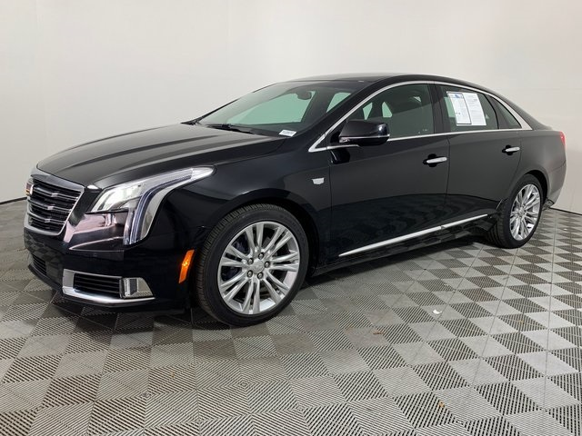 Pre-Owned 2018 Cadillac XTS Luxury FWD 4D Sedan