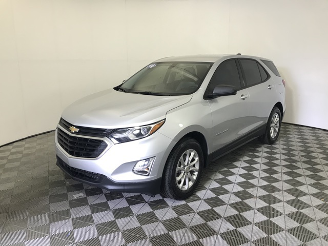 Pre-Owned 2018 Chevrolet Equinox LS
