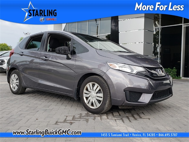 Pre-Owned 2015 Honda Fit LX FWD 4D Hatchback