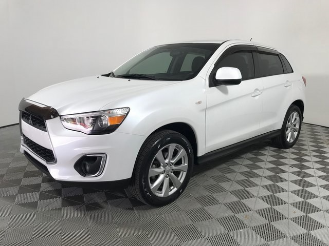Pre-Owned 2015 Mitsubishi Outlander Sport ES FWD 4D Sport Utility