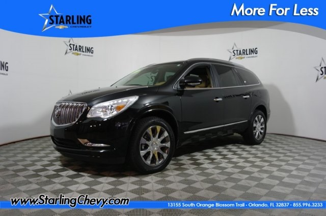 Certified Pre-Owned 2017 Buick Enclave Premium Group