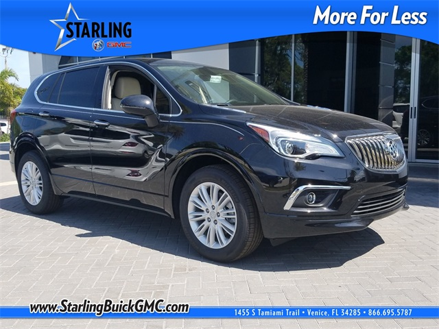 New 2018 Buick Envision Preferred FWD 4D Sport Utility