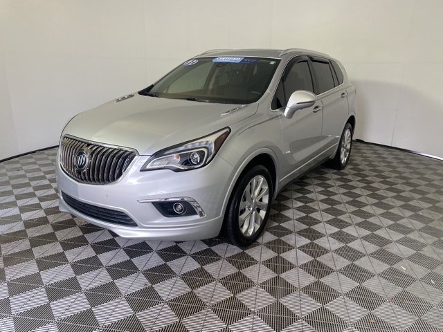 Certified Pre-Owned 2017 Buick Envision Premium II