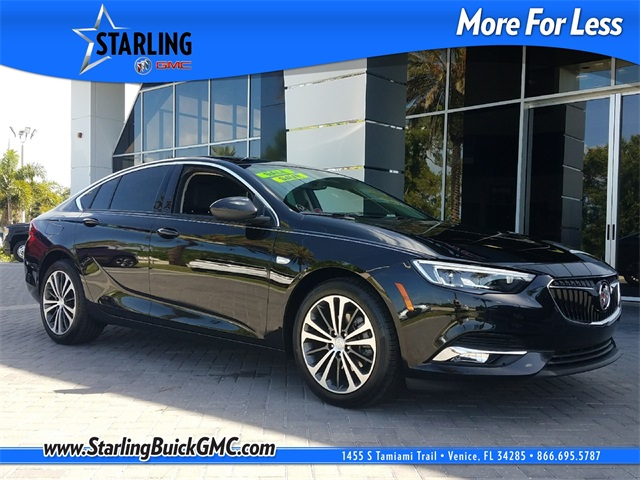 New 2018 Buick Regal Preferred FWD 4D Sedan