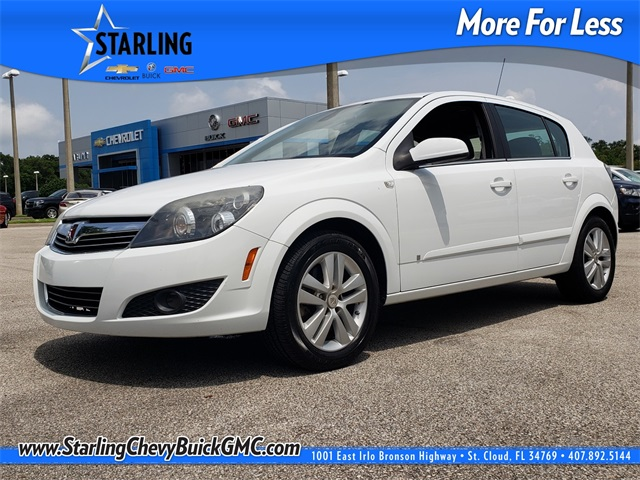 Pre-Owned 2008 Saturn Astra XR