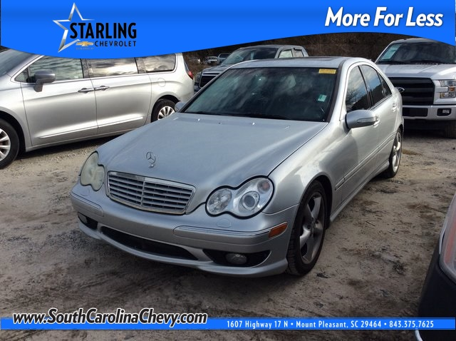 Pre-Owned 2006 Mercedes-Benz C-Class C 350