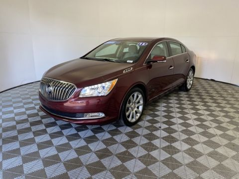 Pre-Owned 2015 Buick LaCrosse Premium I Group