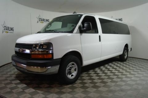 Certified Pre-Owned 2016 Chevrolet Express 3500 LT