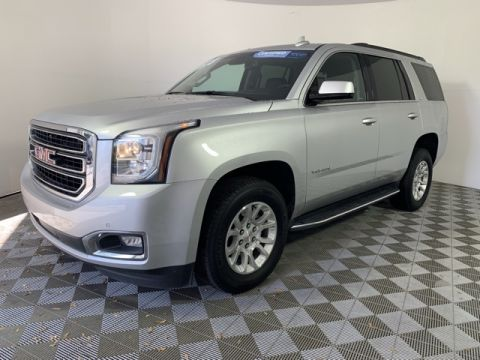 Certified Pre-Owned 2018 GMC Yukon SLT