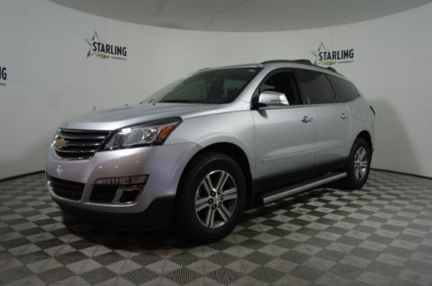 Certified Pre-Owned 2015 Chevrolet Traverse 2LT