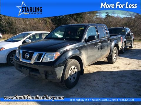 Pre-Owned 2013 Nissan Frontier S