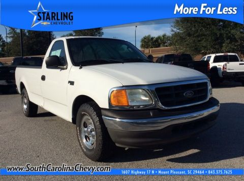 Pre-Owned 2004 Ford F-150 XL Heritage
