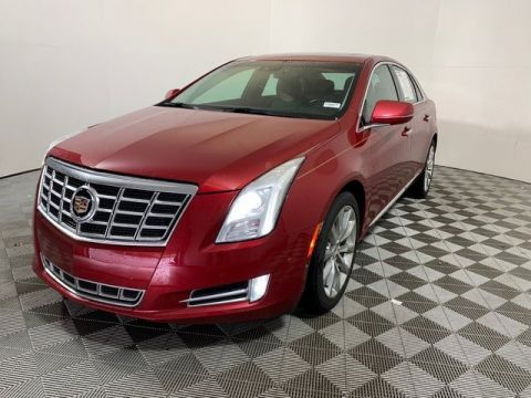 Pre-Owned 2015 Cadillac XTS Luxury