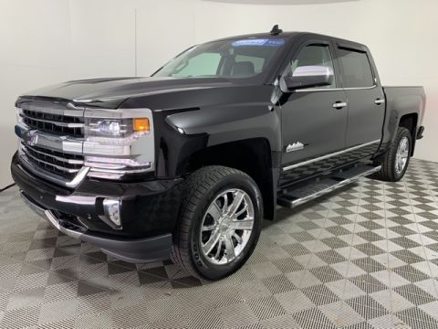 Certified Pre-Owned 2018 Chevrolet Silverado 1500 High Country