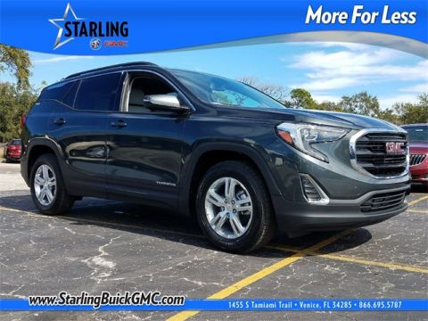 New Buick GMC Cars SUVs In Stock Starling Buick GMC Venice - Car show venice florida