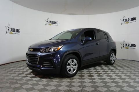Certified Pre-Owned 2018 Chevrolet Trax LS