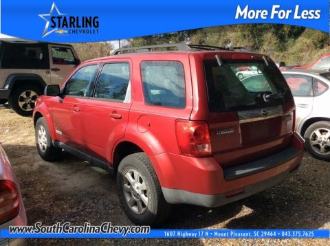 Pre-Owned 2008 Mazda Tribute i Sport
