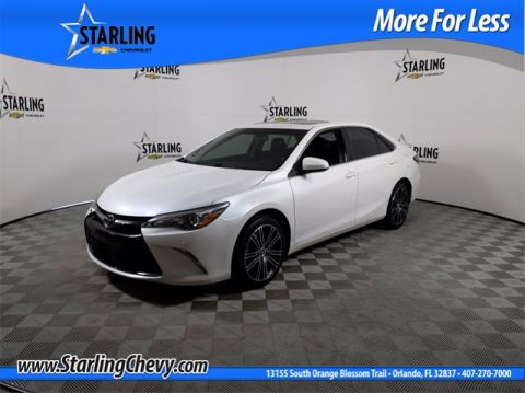 Pre-Owned 2016 Toyota Camry Special Edition