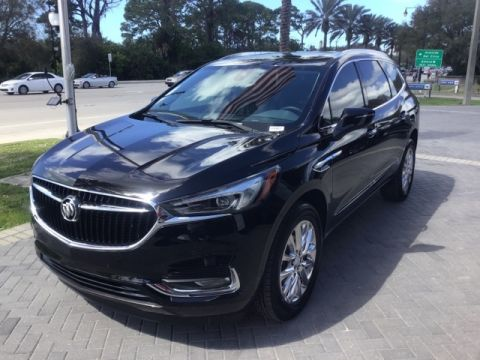 Certified Pre-Owned 2018 Buick Enclave Premium Group