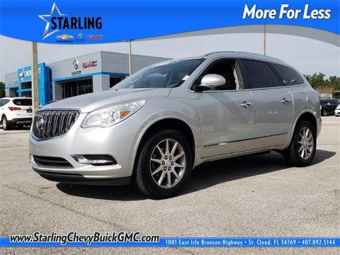Certified Pre-Owned 2016 Buick Enclave Convenience Group