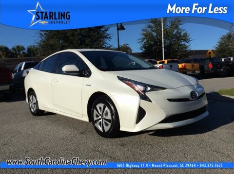 Pre-Owned 2018 Toyota Prius Two