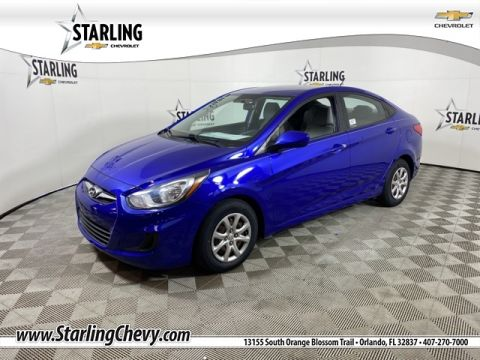 Pre-Owned 2014 Hyundai Accent GLS